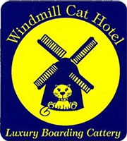 Windmill Cat Hotel